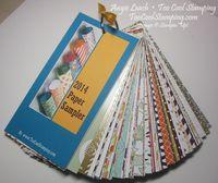 Paper share sampler - too cool