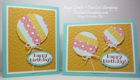 Washi balloons - two cool