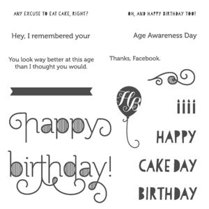 Age awareness 135381G
