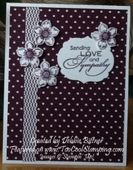 Polka dot blooms bliss - debbie bittner copy