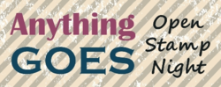 Anything goes graphic