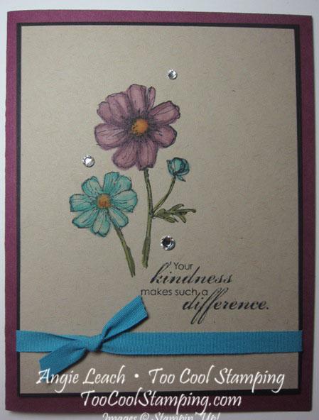Bloom with Blendas - kindness