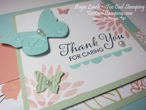 Sweet butterflies - caring 2