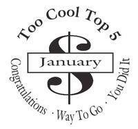 Mono - too cool top 5
