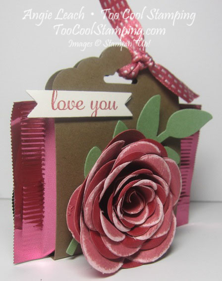 Rose chocolate - 2