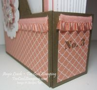 Magazine Holder - cantaloupe 3