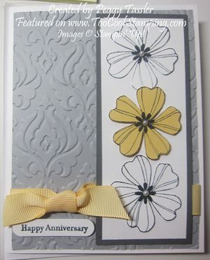 Peggy - flower shop anniversary copy