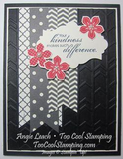 Modern medley - kindness petals