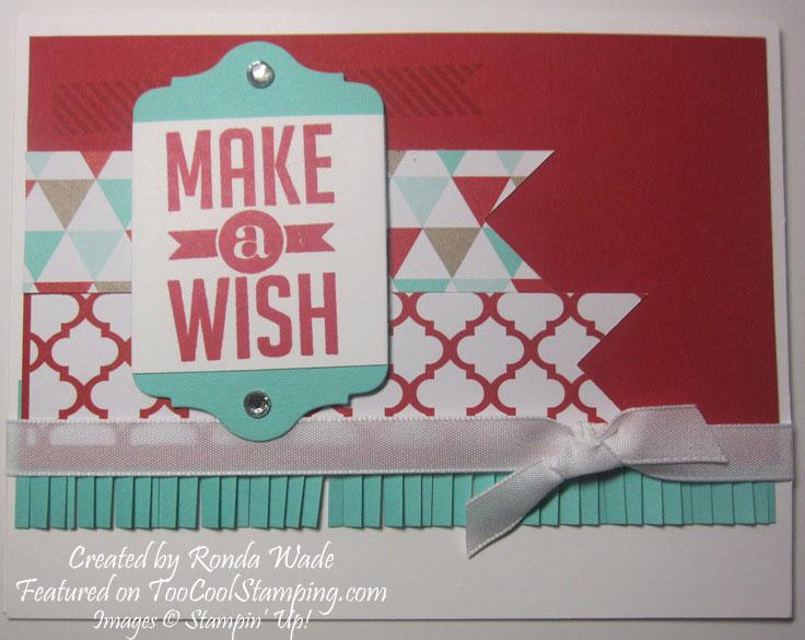 Make a wish - ronda wade copy