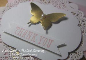Pink golden - thanks 3