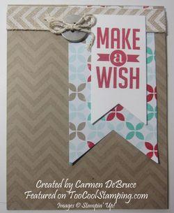Carmen - make a wish copy