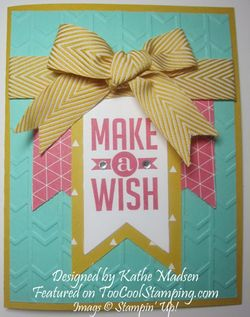 Kathe - make a wish copy