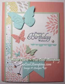Sweet butterflies - birthday