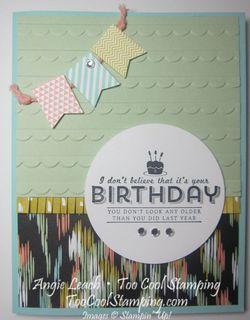 Banner blast banner - birthday