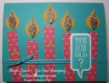 Candles - how old 5
