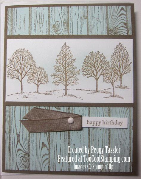 Peggy - hardwood lovely tree copy