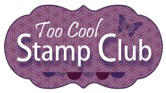 Too Cool Stamp Club Logo - small
