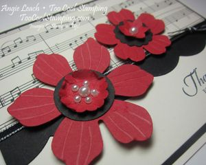 Modern medley - thank you music notes 2