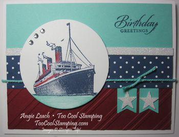 Nautical - birthday