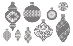 Ornament keepsakes 128051L