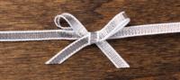 Silver ribbon 132137L