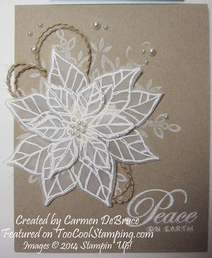Carmen - joyful poinsettia vellum copy