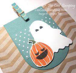 Fall Fest - 3 lagoon ghost pumpkin