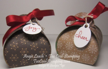 Curvy keepsakes under tree - two cool