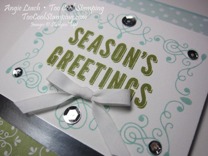 Seasons greetings - olive v2