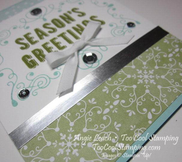 Seasons greetings - olive v3