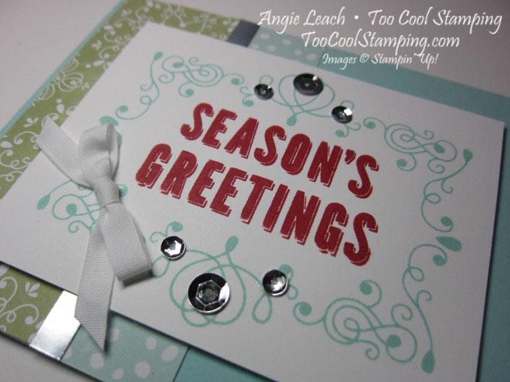 Seasons greetings - red h2