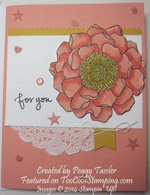 Peggy - bloom for you crisp cantaloupe copy