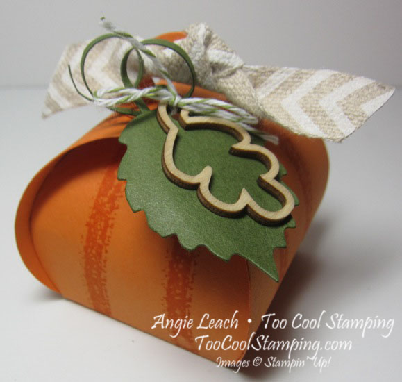 Pumpkin curvy keepsakes - cool