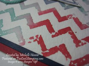 Michelle - chevron folder stamping 2 copy