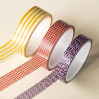 Color me autumn washi 135842G