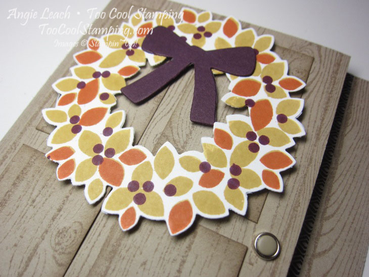 Fall wreath - bliss 2