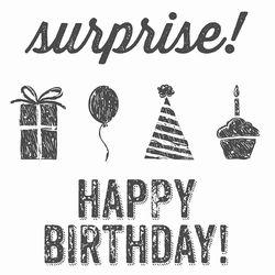 Birthday surprise 134120G
