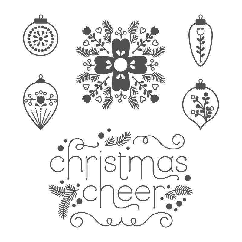Cheerful christmas 135149G