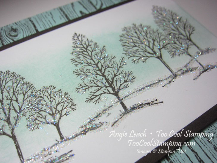 Lovely tree winter - pool party 2