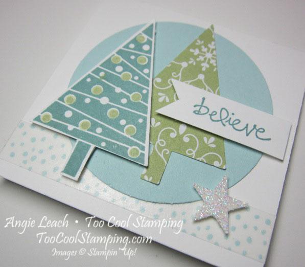 Festival of trees note - believe4
