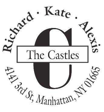 Mono - castles