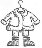 Get your santa on 135761G - suit