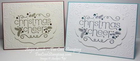Cheerful christmas - two cool