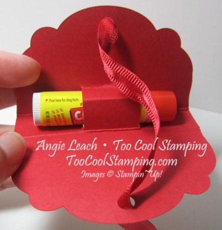 Angie - lip balm holder 2