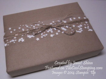 Janet - confetti stars packing tape copy