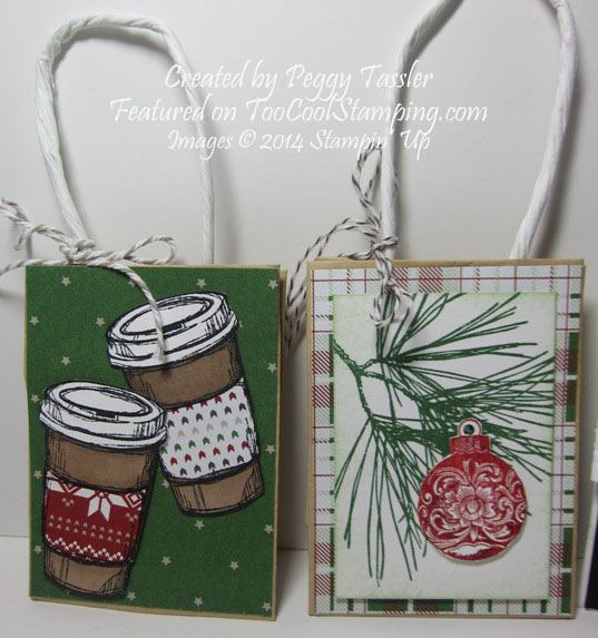 Peggy - trim the tree gift bags copy