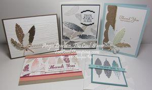 Four feathers - ensemble