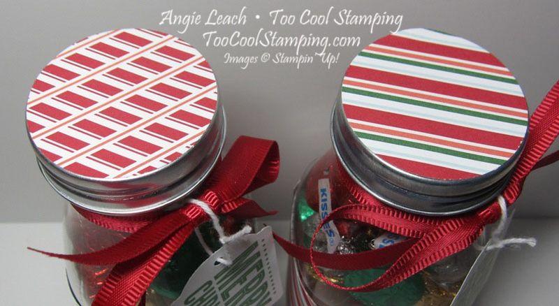 Neighbors gift - candy jars 3