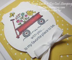 For the birds - daffodil wagon 2