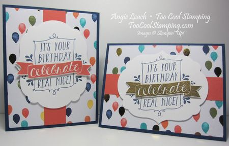 Celebrate real nice - two cool